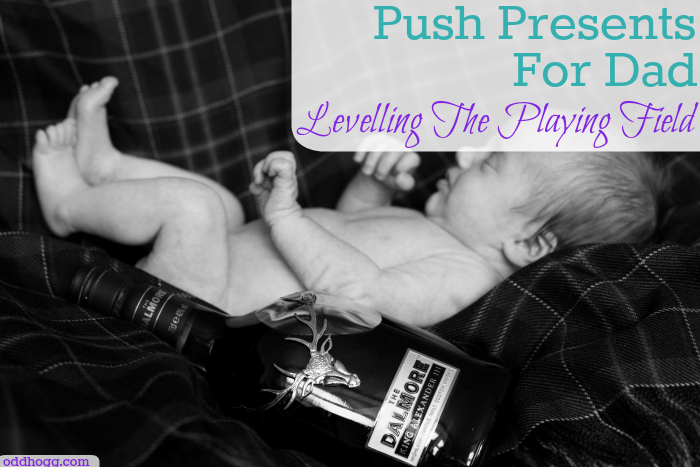 Looking for a push present for your other half? I've compiled a list of fun and different gifts to give to the babies daddy to make him feel appreciated when the baby is born