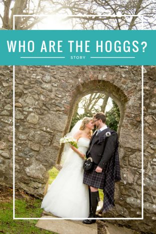 Our Story | Have you ever wondered who the Hogg's are? This post explains a little about how we met, what we do and when we decided to have our baby https://oddhogg.com