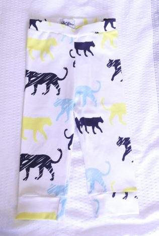 Bee Minor Leggings Panther