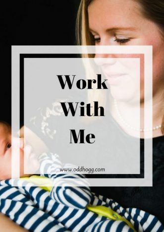 Work With Me | An overview of the ways you can work with us, and an insight into the brands we have already worked with https://oddhogg.com