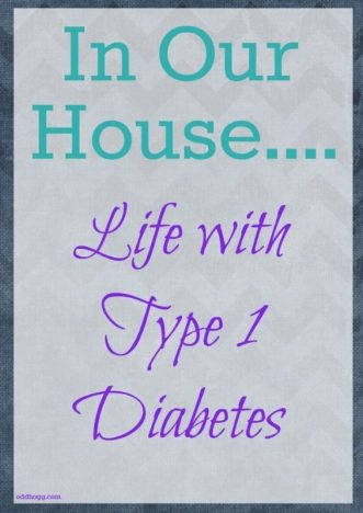Life with type 1 diabetes is a little different from most. Living with any disease or long term medical condition can be tough. It affects your parenting, your children and often your outlook. This is a heartfelt post sharing the differences in our house and what it meas for me and piglet http://oddhogg.com/in-our-house/