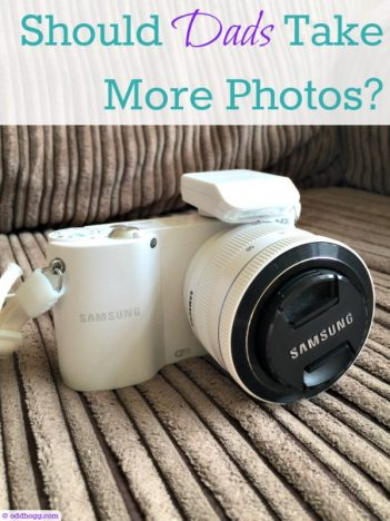 Who's responsibility is it to take photos of your family? Should we be relying on dads to take more pictures of mums with their children? Or should we all put the cameras down and just enjoy the moment oddhogg.com