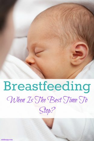 Breastfeeding - When is the best time to stop? | As a first time mum I am working out how long I want to breastfeed for. Its a tough decision to make. I don't know whether there will be an event that forces me to stop, or whether it will just naturally happen. https://oddhogg.com