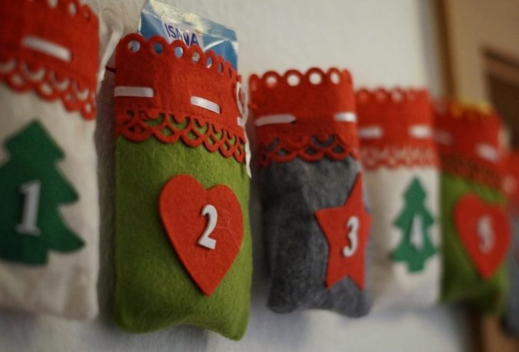 11 Things To Fill Your Homemade Advent Calendar