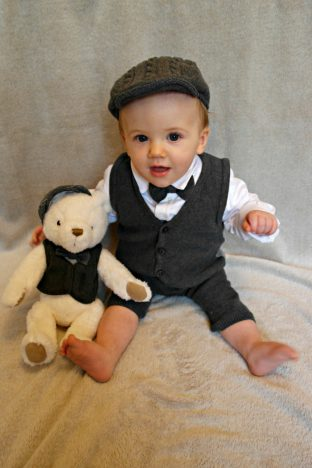 Piglet 9 Months Update | Waistcoat and Bear https://oddhogg.com