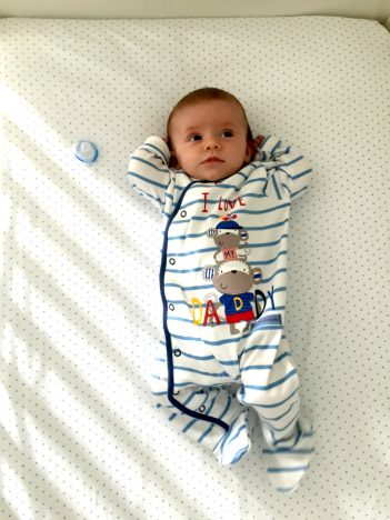 To Piglet, On Your 1st Birthday | In Bed https://oddhogg.com