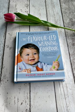 The Flavour-Led Weaning Cookbook | Hardcover http://oddhogg.com