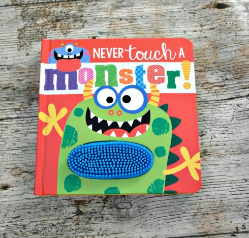 1st Birthday Gift Guide   Never Touch A Monster http://oddhogg.com