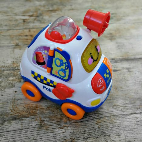 1st Birthday Gift Guide   Vtech Drive And Discover Police Car http://oddhogg.com