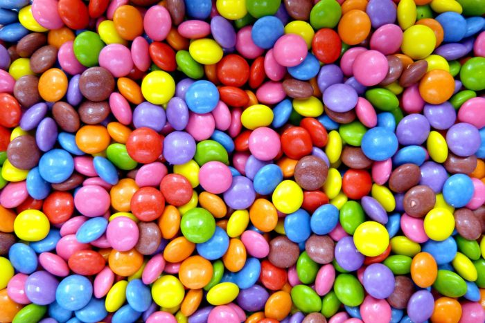 What's In A Name? | Smarties https://oddhogg.com