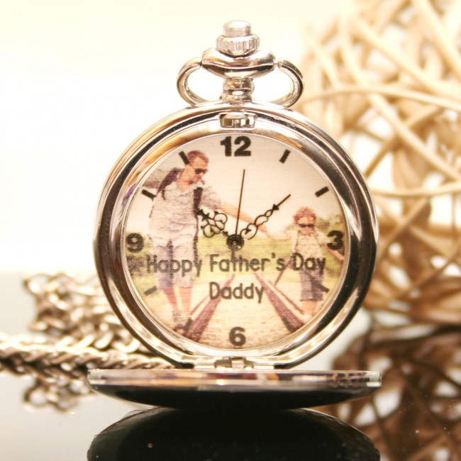 5 Personalised Fathers Day Gifts With Gifts4U | Personalised Pocket Watch https://oddhogg.com
