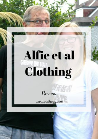 Alfie et al Review | I love to shop small as much as possible, and so it has been great to try out some clothes from Alfie et al. They are affordable for mums on a budget, but still high quality and great designs https://oddhogg.com