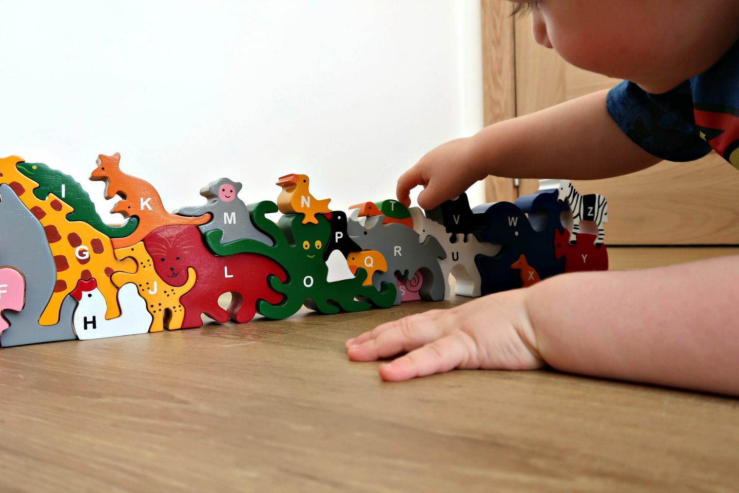 Sri Toys Animal Alphabet Puzzle Review