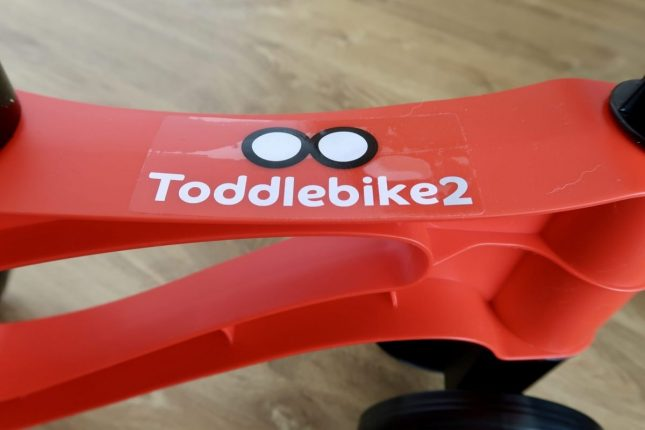 Toddlebike2 | Racing Red https://oddhogg.com
