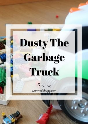 Dusty The Garbage Truck Review https://oddhogg.com