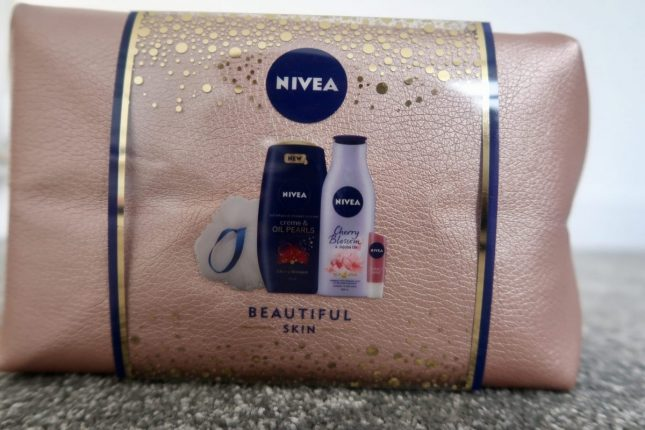 New Mum and Mum To Be Gift Guide | Nivea Blissful Skin https://oddhogg.com