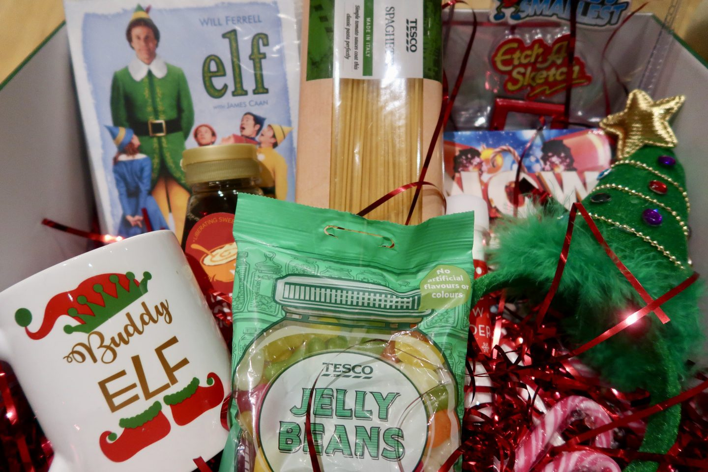 Buddy The Elf – What's Your Favourite Colour?