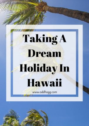 Taking A Dream Holiday In Hawaii | We are thinking about what we would do if we went to Hawaii on vacation. Travelling long haul with a young family can be tough but it is oh so worth it! https://oddhogg.com
