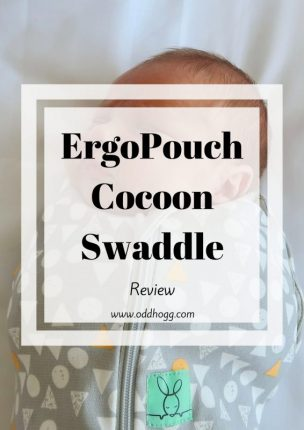ErgoPouch Cocoon Review | Looking for an easier way to swaddle your newborn baby? I was - I like anything to make a new mums life easier! So I have been trying out the ErgoCocoon to see if it will help us https://oddhogg.com