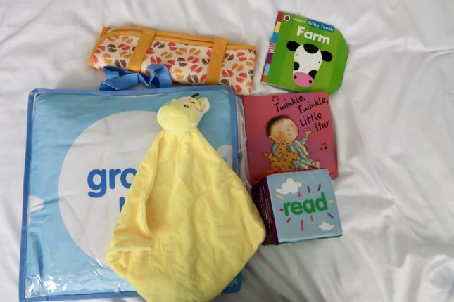 What Is In The Scottish Baby Box? | Toys and Books https://oddhogg.com