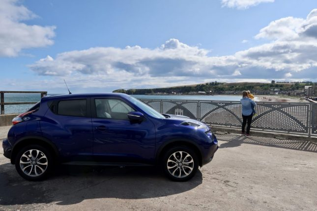 Family Days Out With The Nissan Juke