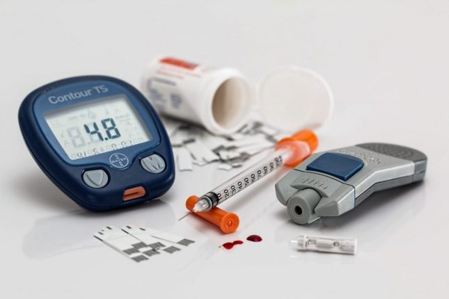 Diagnosing Diabetes www.oddhogg.com