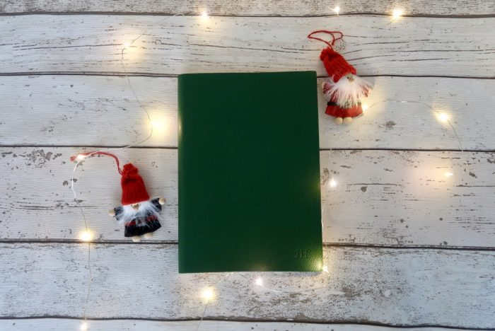 Christmas Gift Ideas For Men | Pen Heaven Notebook www.oddhogg.com