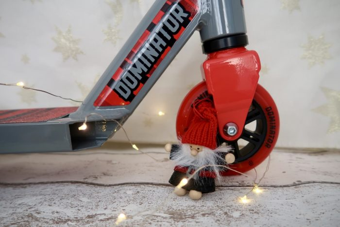 Christmas Gift Ideas For Kids | Dominator Scooter www.oddhogg.com