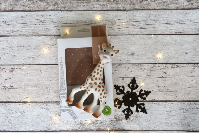Christmas Gift Ideas For Kids | Sophie la Giraffe www.oddhogg.com