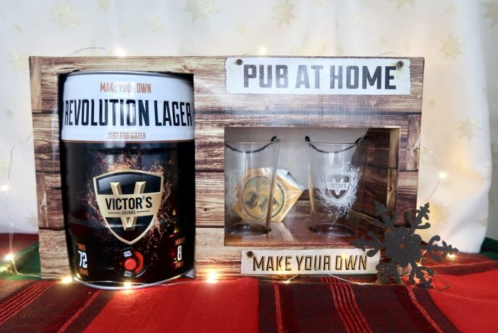Christmas Gift Ideas For Men | Pub At Home www.oddhogg.com