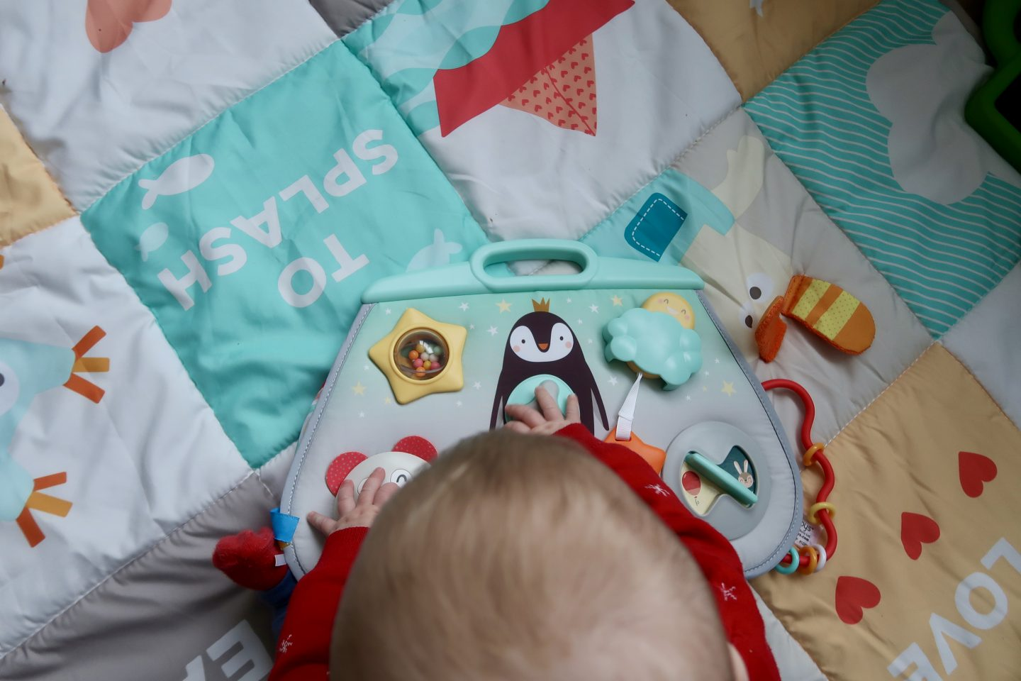 My Favourite Taf Toys Products for a 7 month old