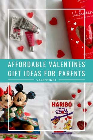 Affordable Valentines Gift Ideas For Parents | Budget gift ideas for valentines day. You don't have to spend a lot to show you care. These cheap gift options a perfect for shopping on a budget. www.oddhogg.com