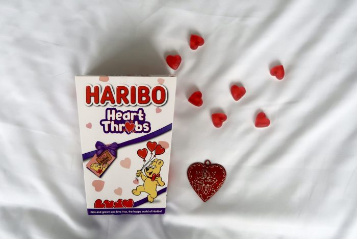 Affordable Valentines Gift Ideas For Parents | Haribo Heart Throbs sweets www.oddhogg.com