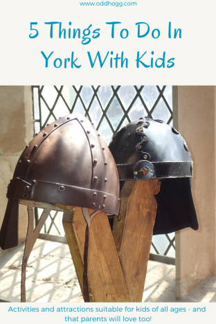 5 Things To Do In Yorkshire With Kids | Tips on what to do in York with kids. Make the most of a weekend city break with trips to these attractions that the whole family will love. Make the most of your vacation by visiting these cheap attractions in the heart of the city and the surrounding area www.oddhogg.com