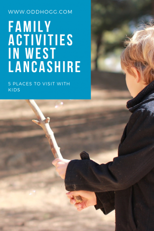 Things To Do In West Lancashire | Pinterest Image www.oddhogg.com